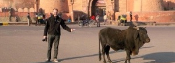 Finally arrived in Jaisalmer…